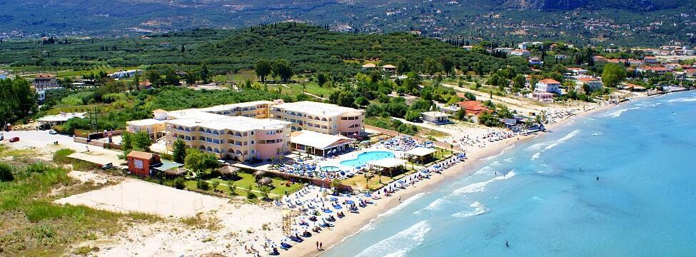 Alykanas Beach Hotel room 4
