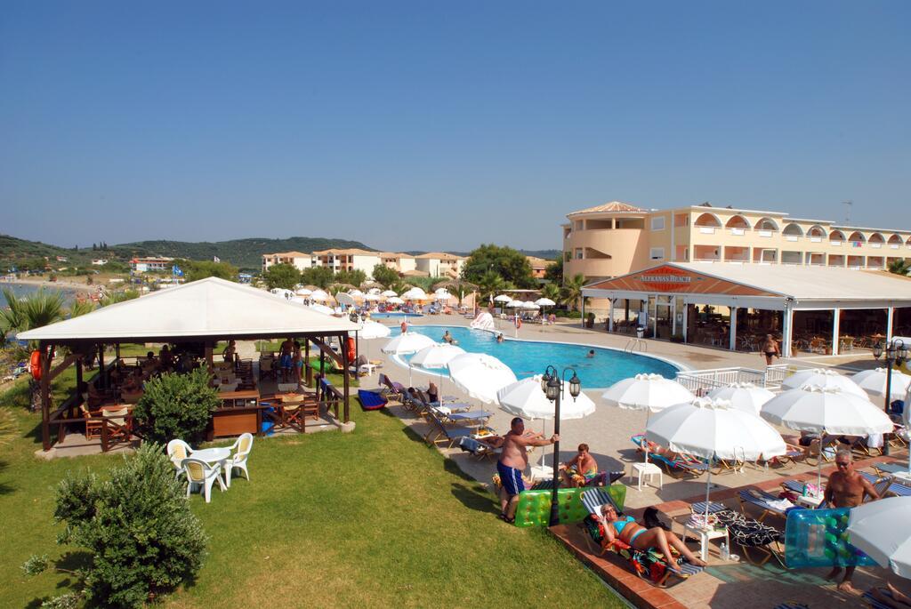 Alykanas Beach Hotel room 5