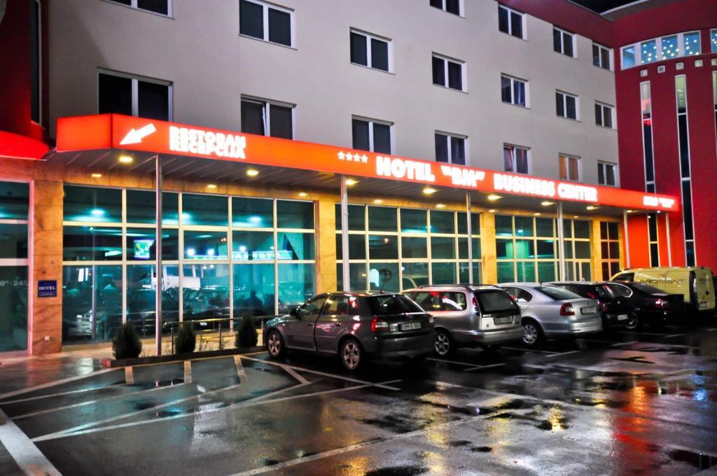 BM International Hotel room 3