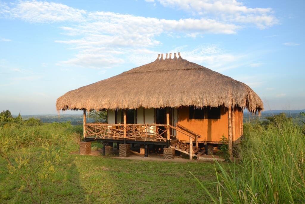 Ishasha Wilderness Camp Topi Lodge room 2