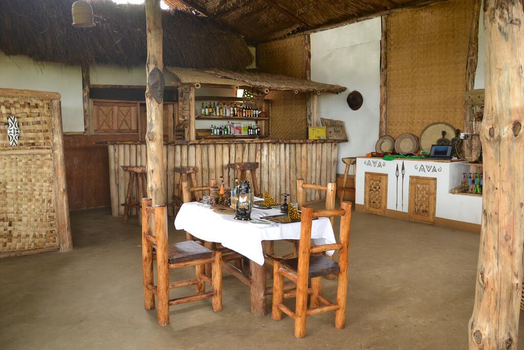 Ishasha Wilderness Camp Topi Lodge room 5