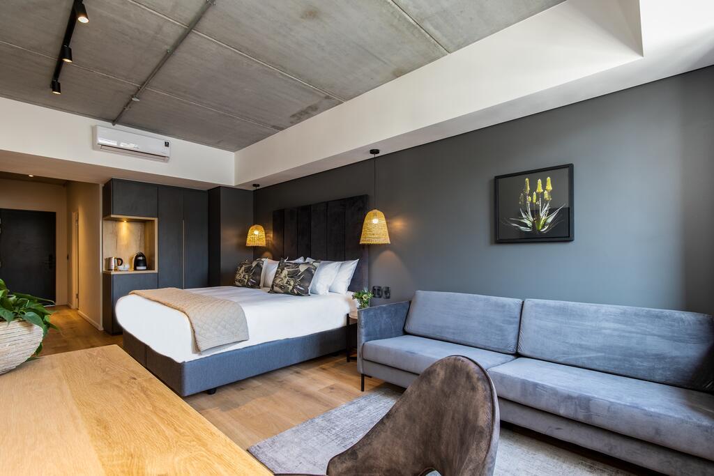 Kloof Street Hotel room 1