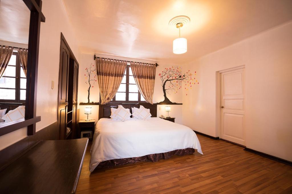 Loreto Hotel Boutique room 4
